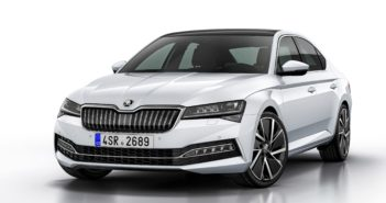 Skoda's first electrified vehicle rolls off production line