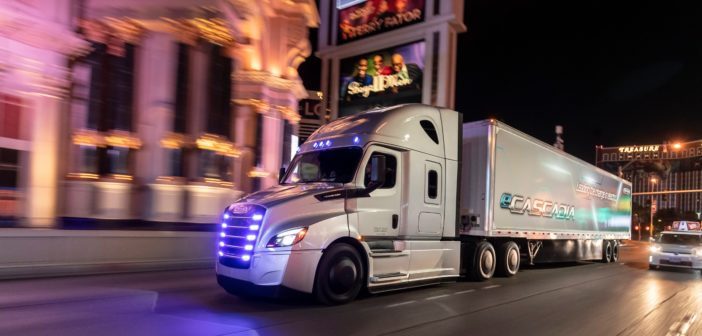 CATL to supply batteries for Daimler's electric trucks and buses