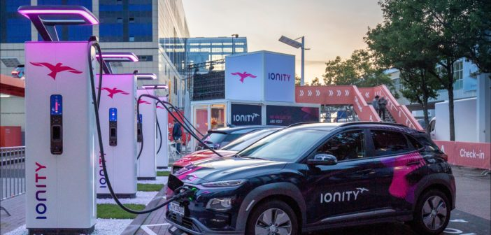 Ionity's next-generation high-power chargers unveiled