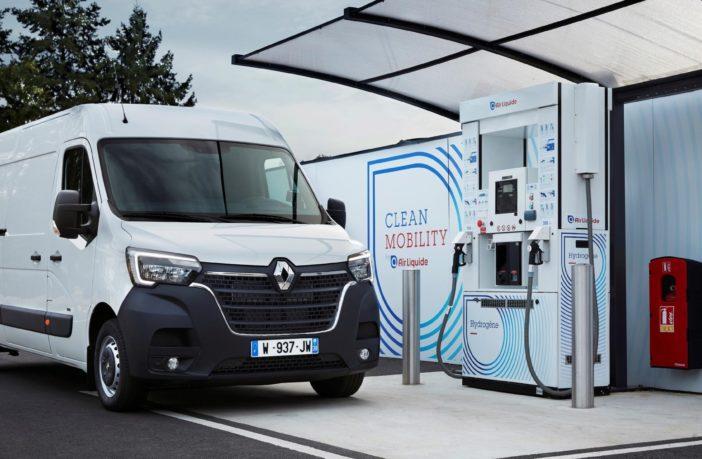 Renault hydrogen
