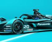 Panasonic Jaguar Racing unveils season six Formula E car