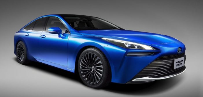 Toyota to unveil next generation Mirai fuel-cell vehicle