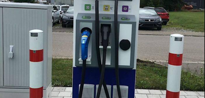 Efacec to supply 95 electric vehicle fast chargers in Germany