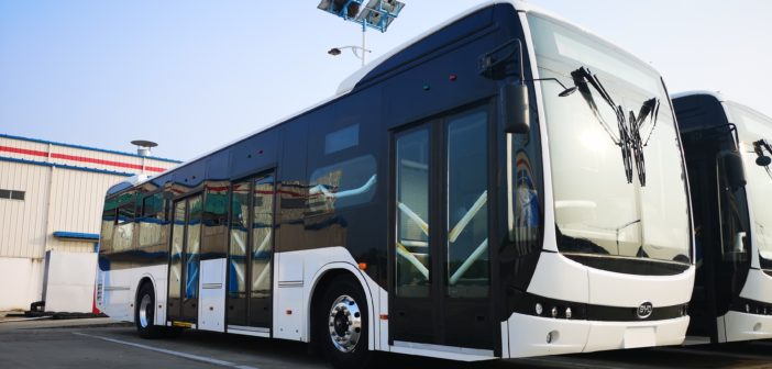 Colombia to run one of the largest electric bus fleets in the world