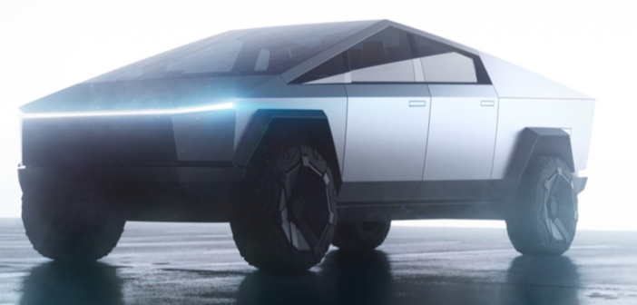 Tesla Cybertruck: Rugged, all-electric utility vehicle revealed