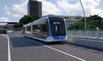 Brisbane electric Metro