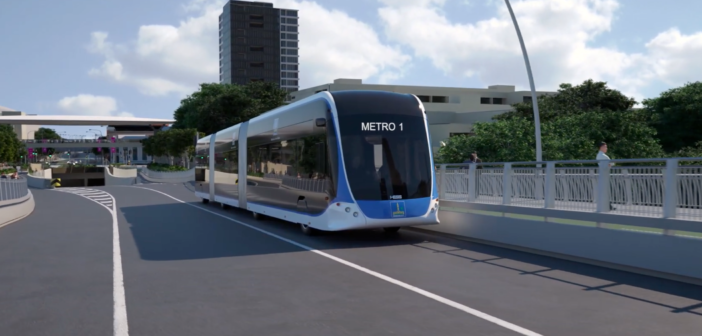Brisbane introduces Australia's 'first-of-its-kind' electric bus