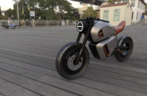 NAWA Technologies unveils hybrid battery-powered electric motorbike concept