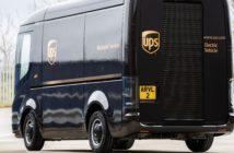 UPS Arrival