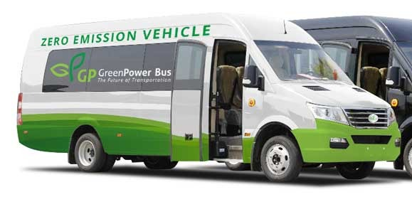 Momentum Dynamics and GreenPower Motor Company to build wirelessly-charged electric buses
