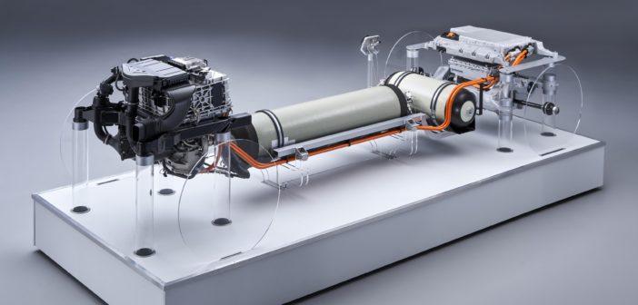 BMW reveals first look at i Hydrogen Next powertrain