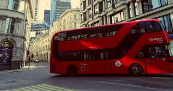 Steering systems delivered for London's electric double-decker buses