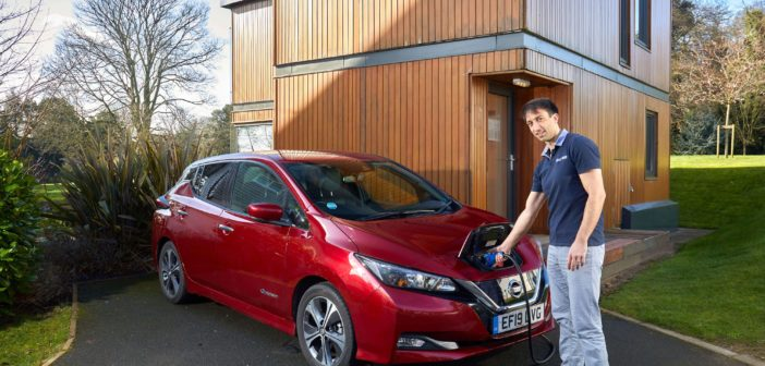 EV drivers in Milton Keynes invited to take part in V2G charging trial