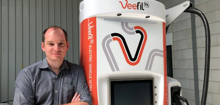 'World's first' EV plug and charge technology launched