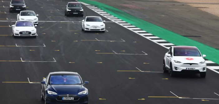 Electric vehicle motorsport body issues new safety regulations