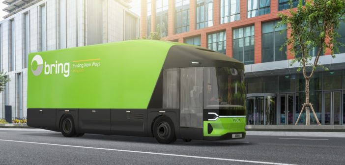 Volta Trucks' fully-electric delivery vehicle to be trialed in Nordic cities