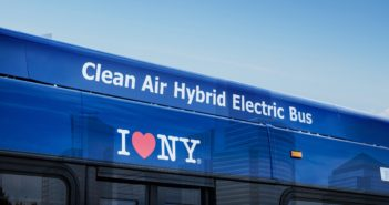 New York to cut transportation emissions with hundreds of new hybrid buses