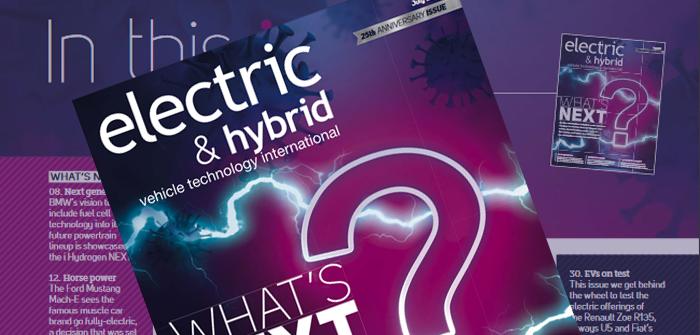 Electric Hybrid Vehicl technology International magazine july 2020