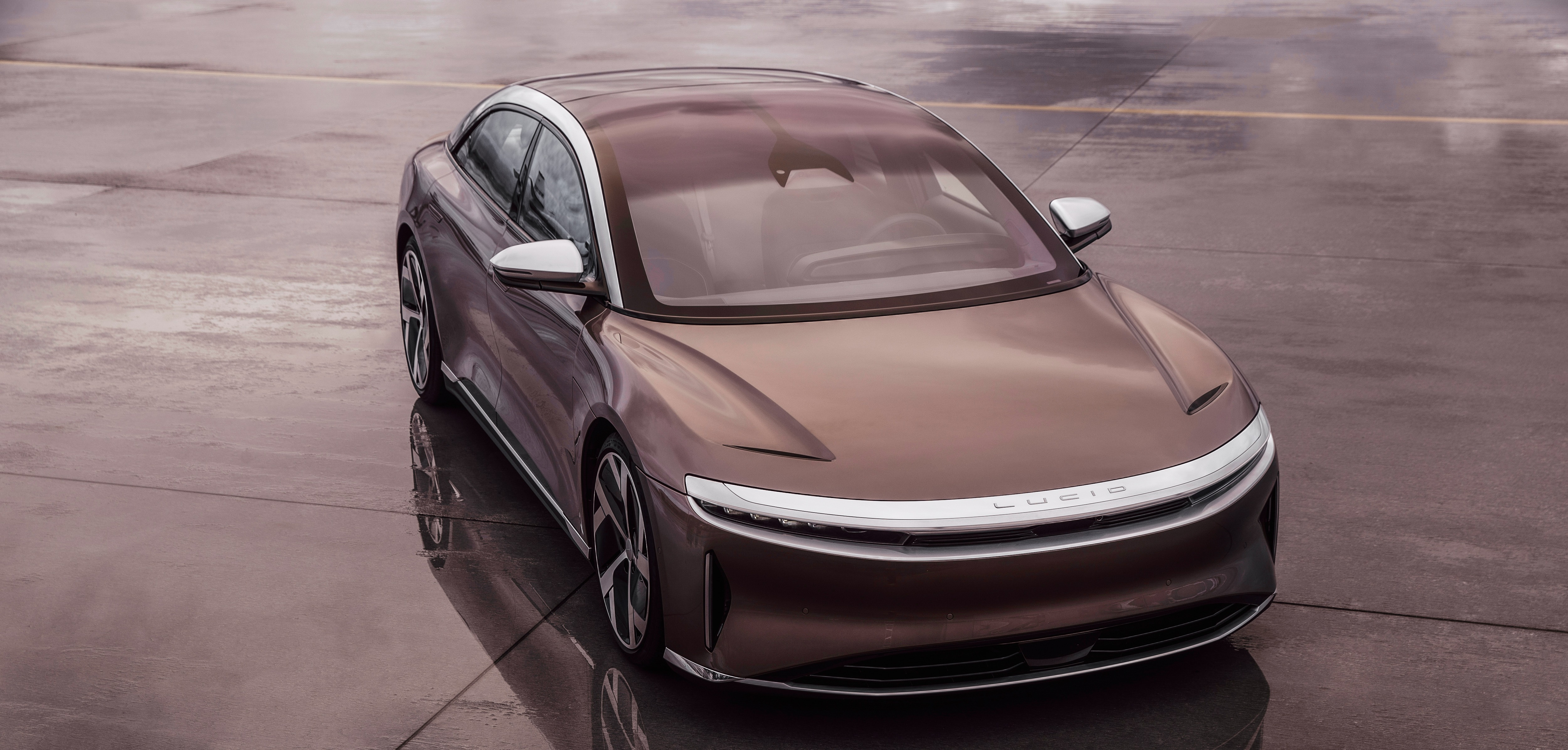 Lucid Air launched: Specs, price, facts and figures revealed - Electric &  Hybrid Vehicle Technology International
