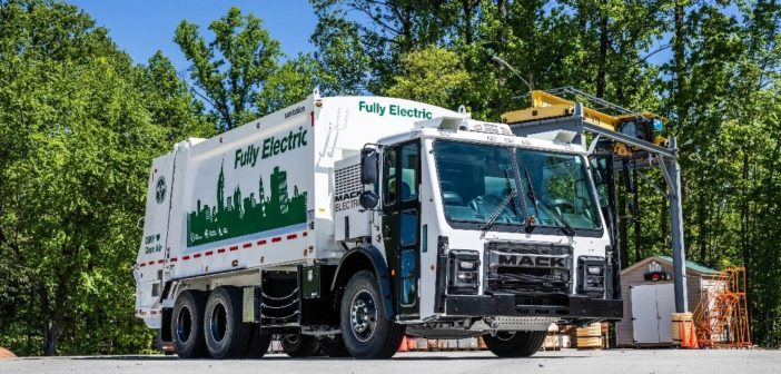 Mack Trucks to produce fully-electric models