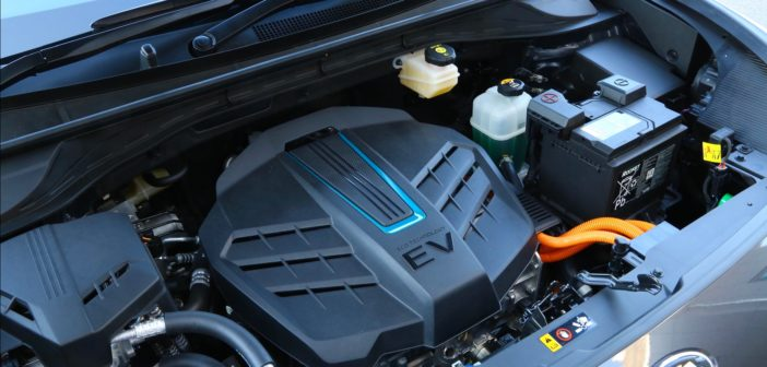 Hyundai reveals development of sustainable EV battery ecosystem