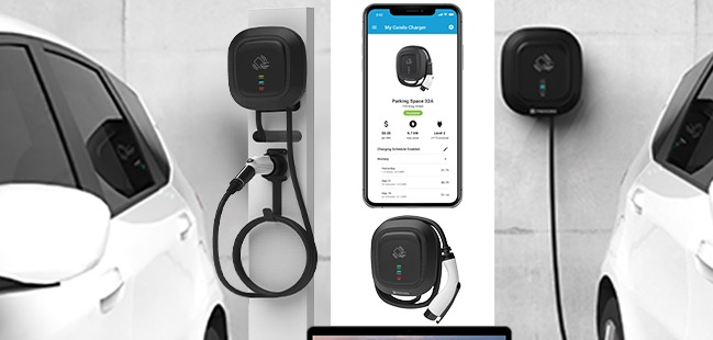 New Level 2 AC charger hardware released