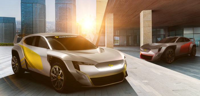 SuperCharge: New electric motorsport racing series announced