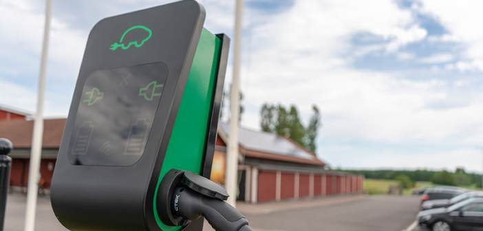 UK's largest roll-out of free EV charging points announced