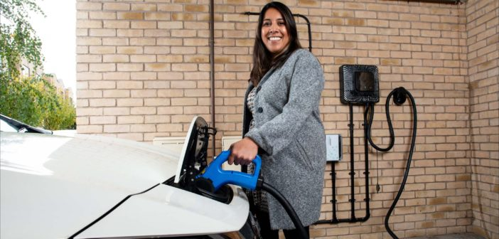 Vehicle to Grid trial installs first chargers