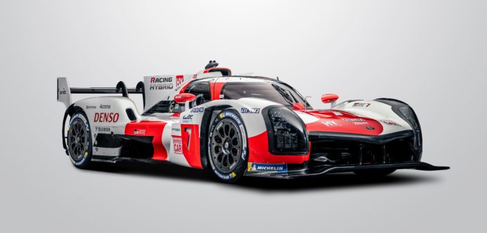 Toyota launches next-generation hybrid hypercar