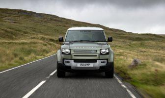 Hydrogen Land Rover Defender