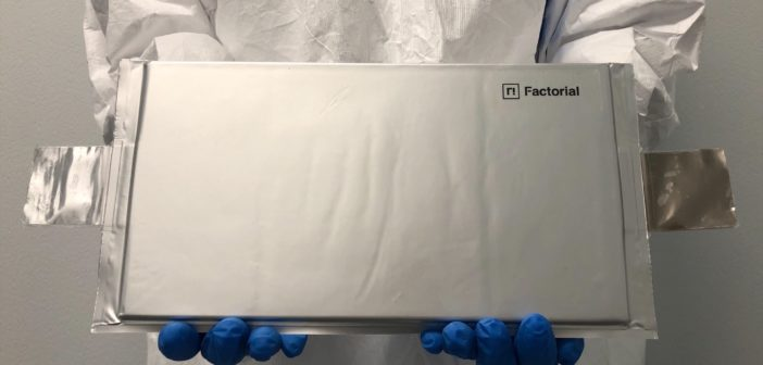 Solid-state electric vehicle battery breakthrough announced