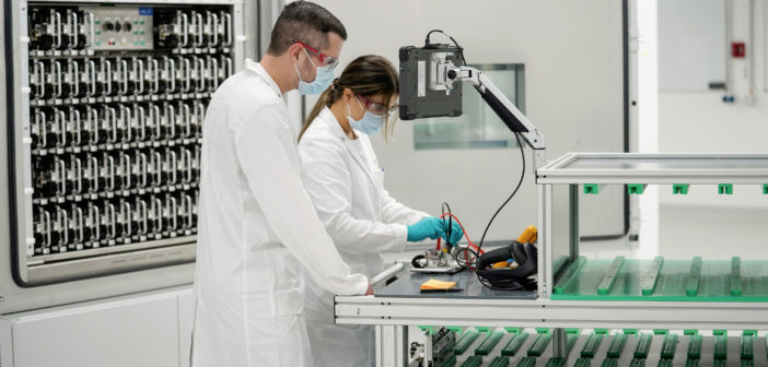 Volkswagen takes step closer to producing its own electric vehicle battery cells