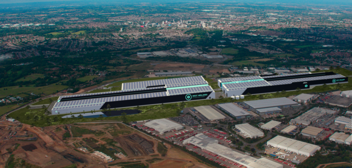 Plans revealed to develop UK's largest battery Gigafactory